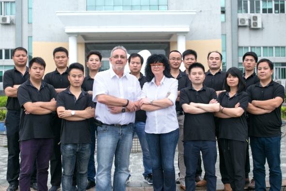 Flemming International - Unser Team in China