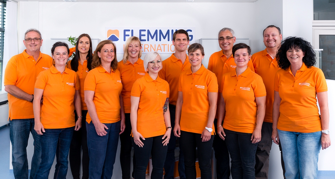 Flemming International - Unser Team
