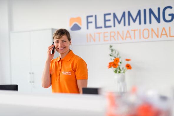 Flemming International - Unser Team