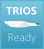 Logo TRIOS® Ready Scanner